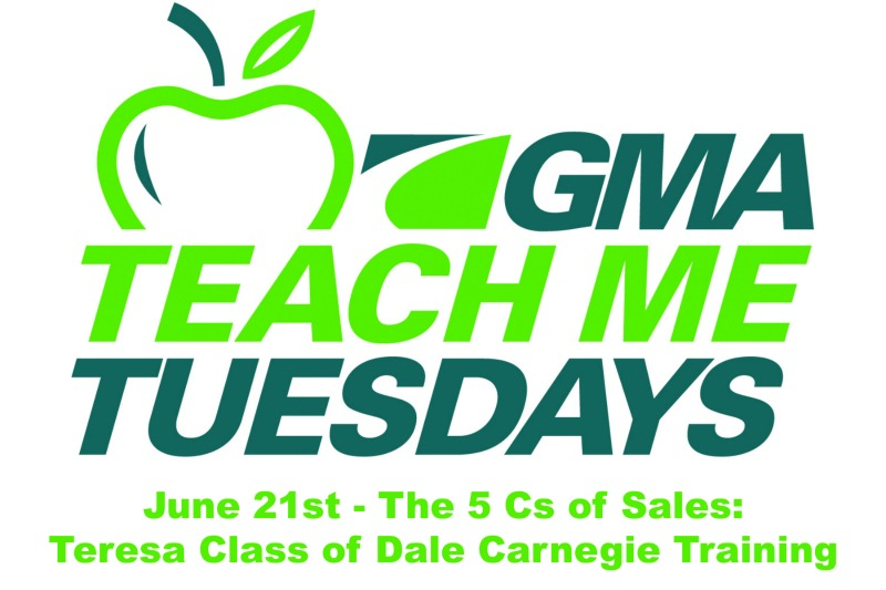 Teach Me Tuesday – The 5 Cs of Sales