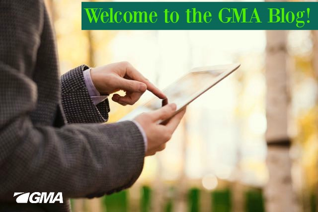Welcome to the GMA Blog!
